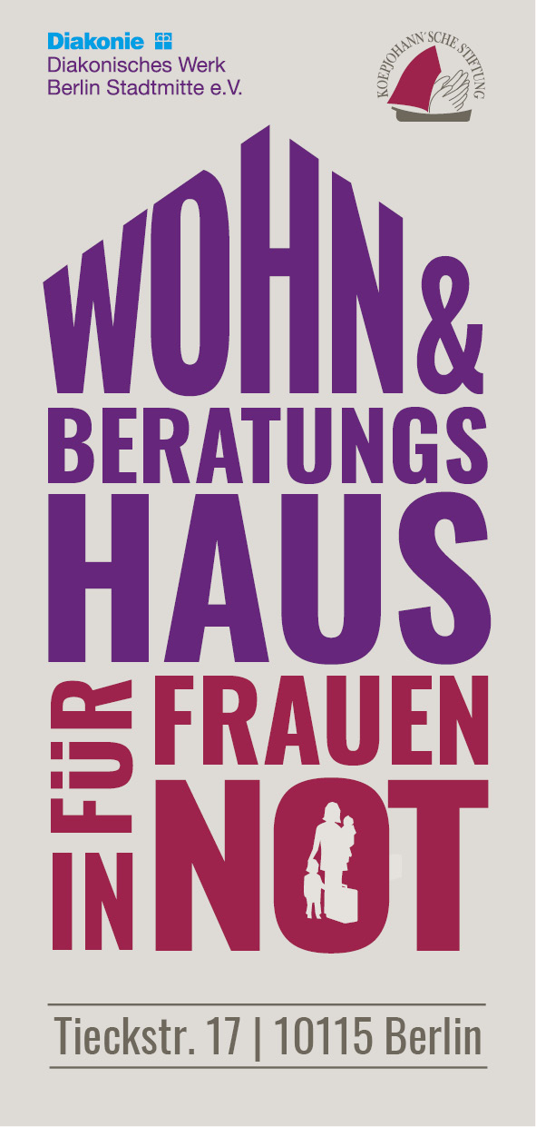 Logo Haus Frauen in Not