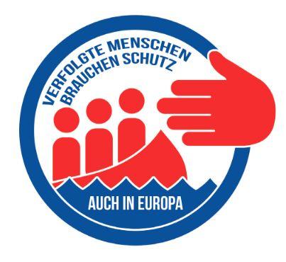 Icon Schutz für verfolgte Menschen