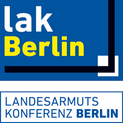 Logo der Landesarmutskonferenz Berlin