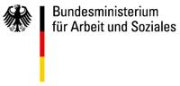 Logo Bundesministerium Arbeit und Soziales