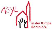 Logo Asyl in der Kirche