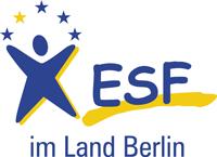 Logo des Europäischen Sozialfonds