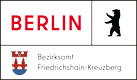 Logo Wappen Friedrichshain- Kreuzberg