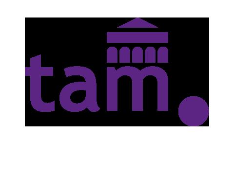 Logo des Familienzentrums tam